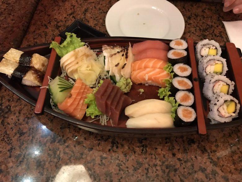 sushi hokkai in foz do igua u ist einen besuch wert wir sind dann mal weg. Black Bedroom Furniture Sets. Home Design Ideas